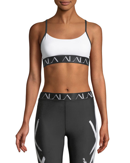 Alala Crest T-Back Cami Sports Bra