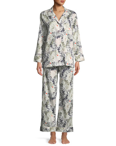 Met Tropical Classic Pajama Set