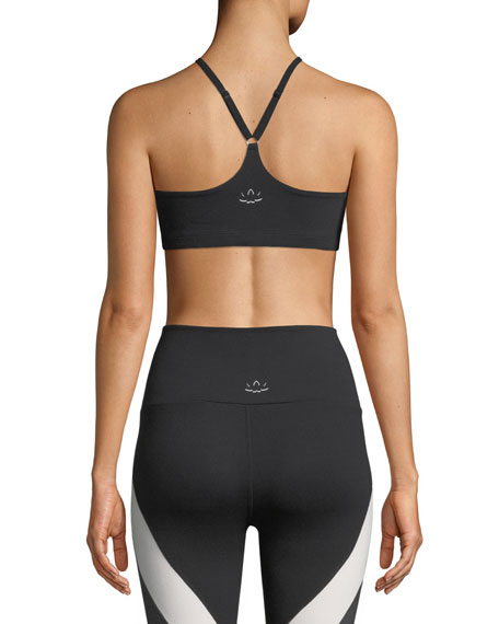 Around the Block Sports Bra