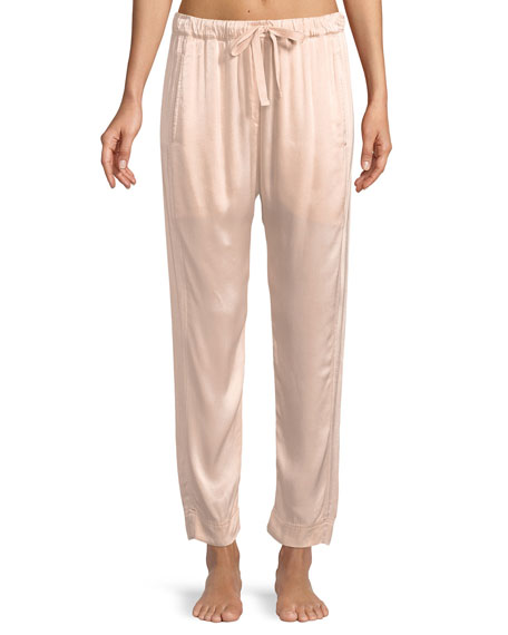 Draper Satin Lounge Pants