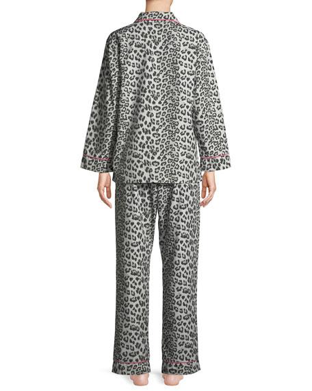 Wild Kingdom Classic Pajama Set, Plus Size