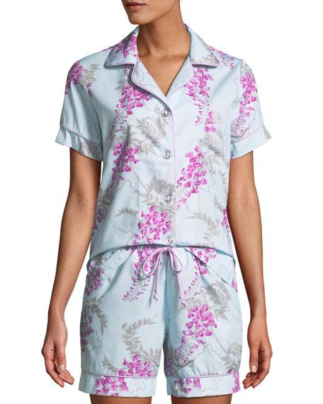 Bedhead Wisteria Shorty Pajama Set