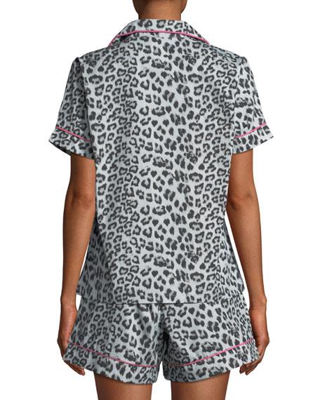 Wild Kingdom Short Pajama Set, Plus Size