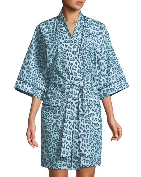 Bedhead Wild Kingdom Kimono Robe