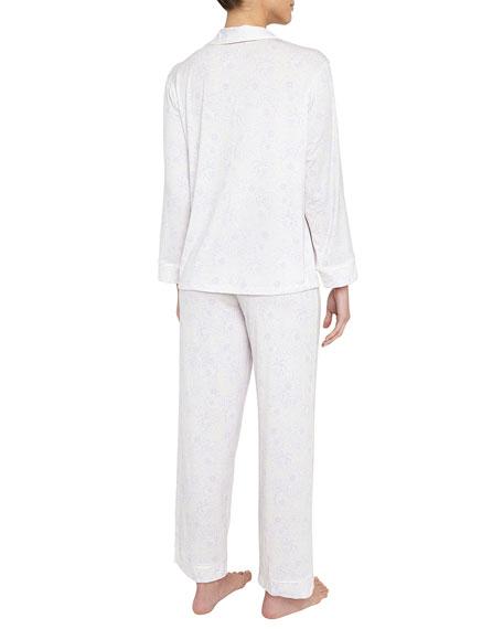 Wild Flower Classic Pajama Set