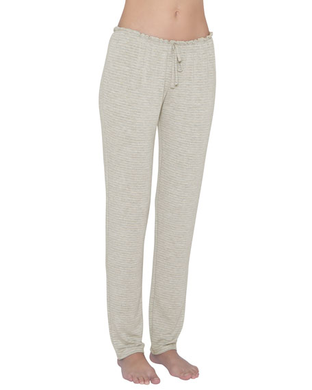 Eberjey Sadie Stripes Slim Lounge Pants