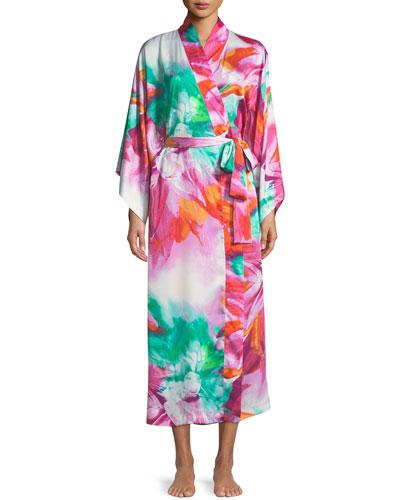 Paraiso Long Kimono Robe