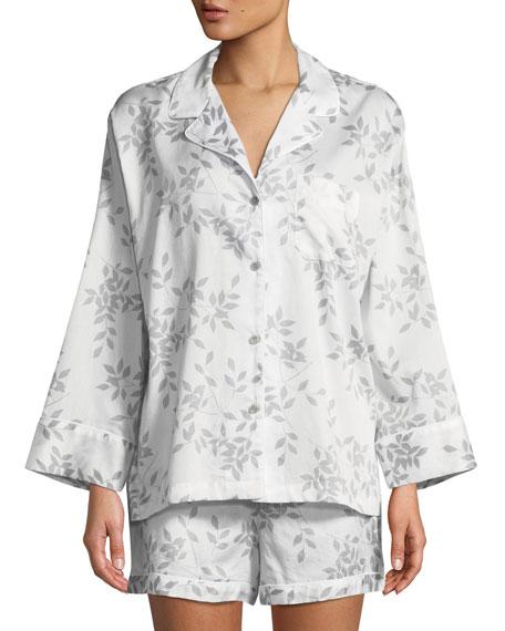 Branche Cotton Shorty Pajama Set