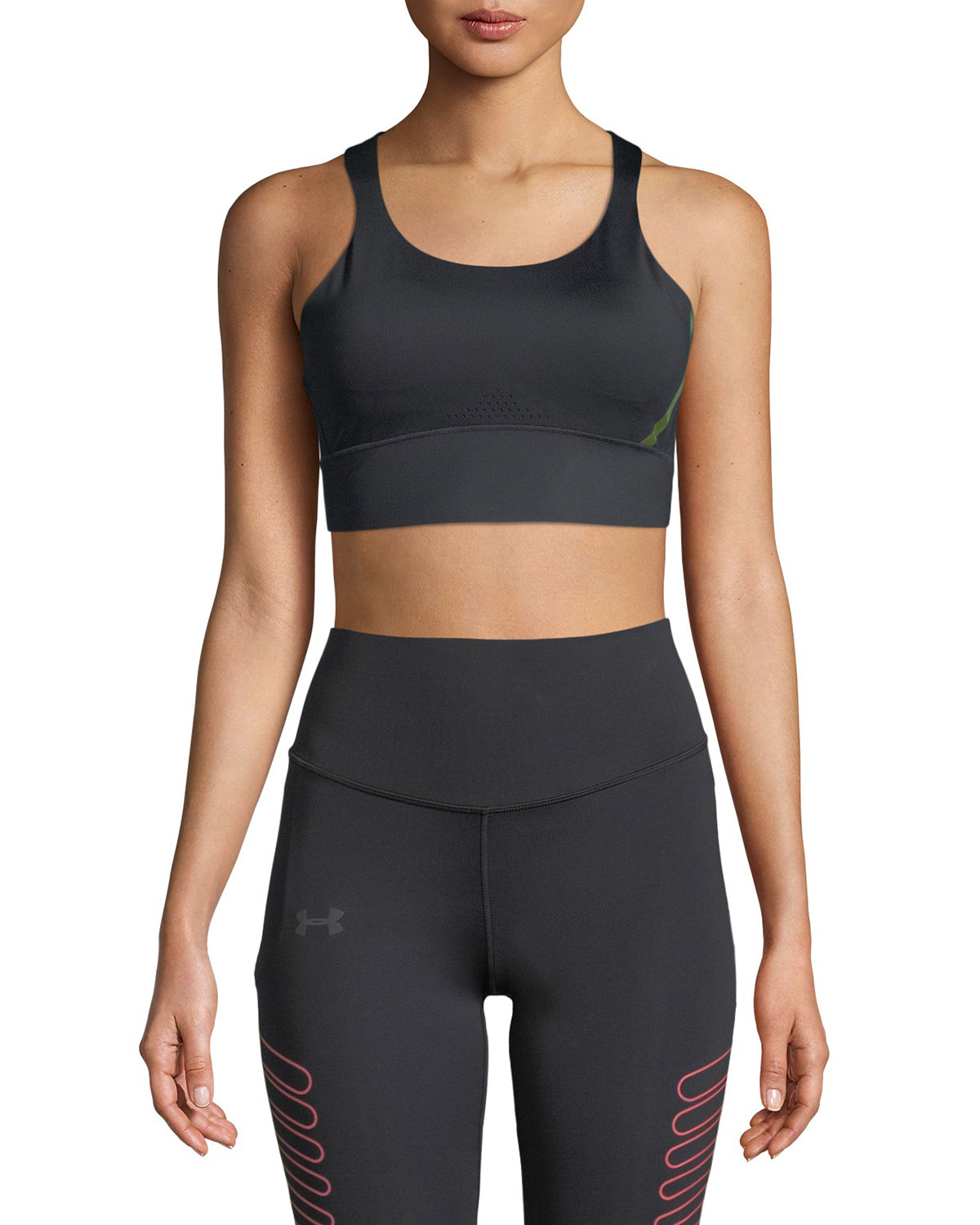 f0dd45e338 Breathelux Perforated Mid Performance Sports Bra