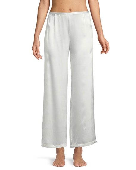 Key Essentials Silk Lounge Pants