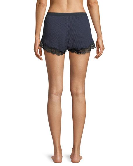 Lily Blushing Lounge Shorts, Pink