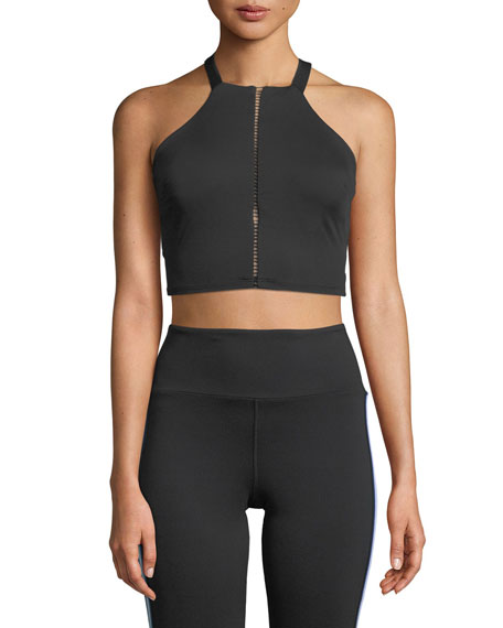 Michi Axial Strappy Back Performance Bustier