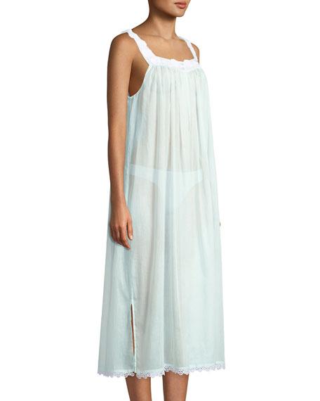Gesine Long Sleeveless Nightgown