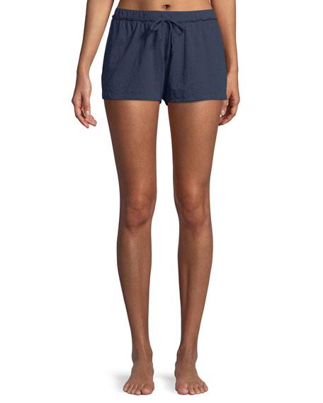 Skin Orella Cotton Lounge Shorts