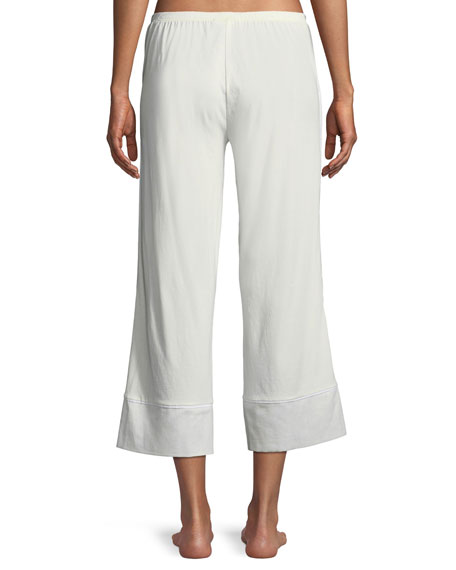 Barrie Cropped Lounge Pants