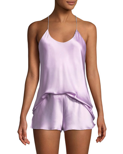 Bella Orchid Camisole Shorty Pajama Set