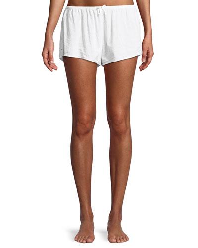 Shaya Lightweight Cotton Lounge Shorts