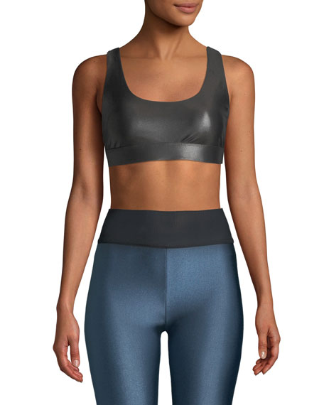 Fame Cross-Back Sports Bra