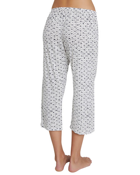 Artesano Dot Cropped Lounge Pants