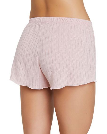 Baxter Lettuce-Hem Lounge/PJ Shorts
