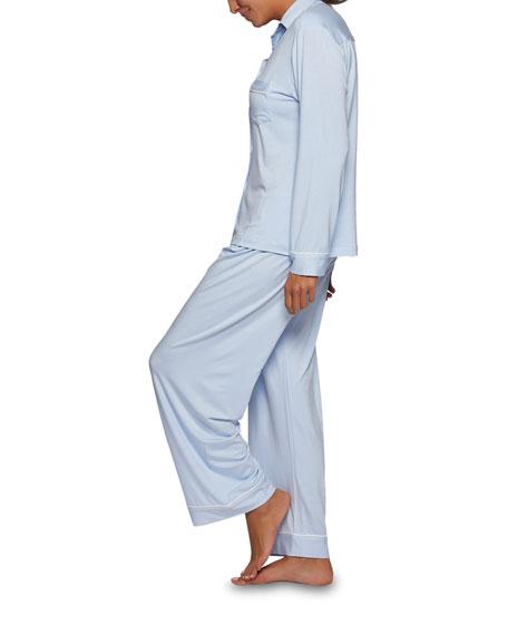 Bamboo-Knit Pajama Set