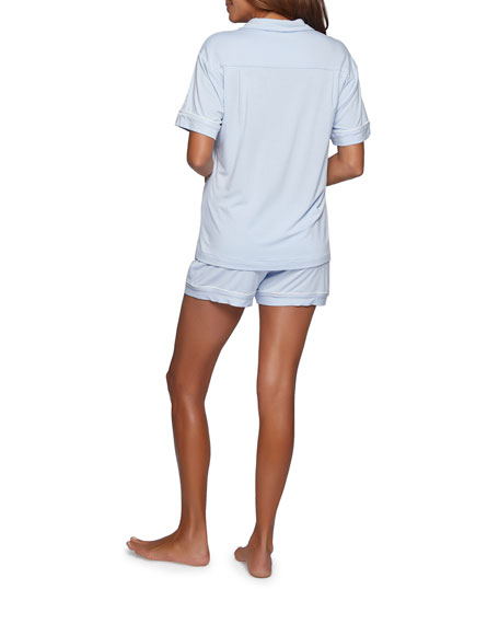 Bamboo Shorty Pajama Set