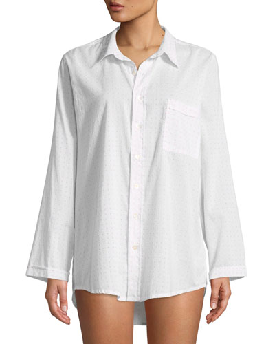 Dots Boyfriend Sleepshirt