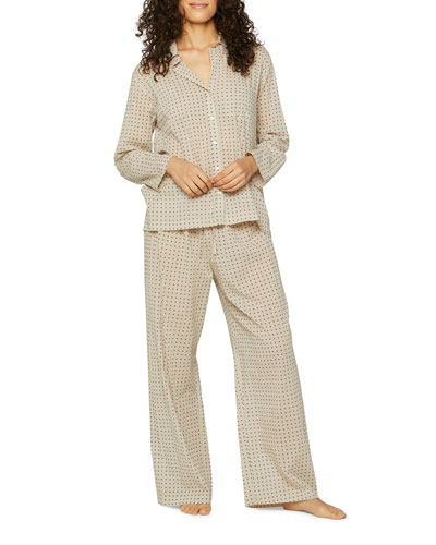 Dots Cotton Pajama Set