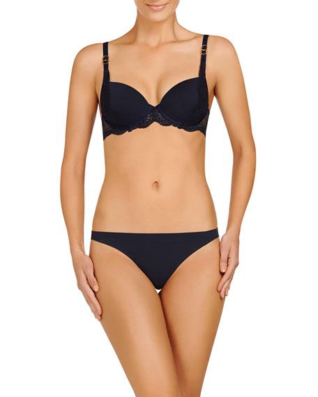 Smooth & Lace Bikini Briefs