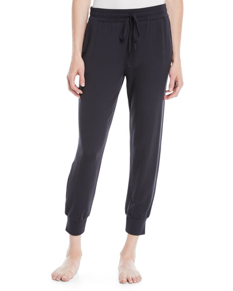 Freja Jogger Pants in Black