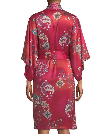 Buddakan Paisley-Print Robe