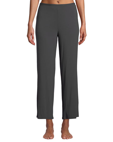 Josie Natori Undercover Solid Jersey Lounge Pants