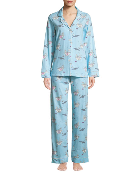 Bedhead Time To Relax Classic Pajama Set