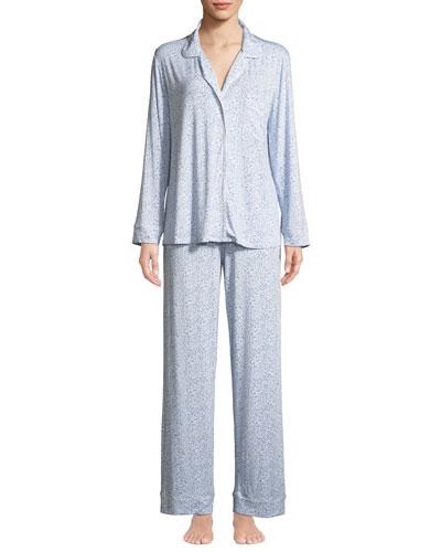 Fleur De Vie Long Pajama Set