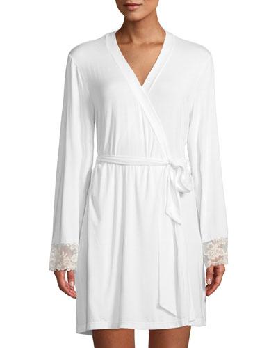 Savona Short Jersey Robe