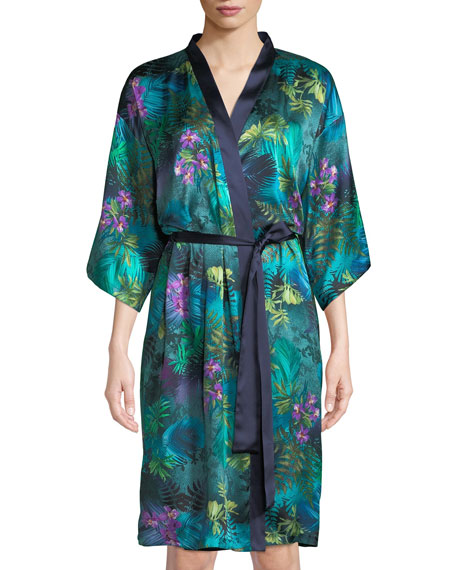 Lise Charmel Foret Lumiere Silk Robe