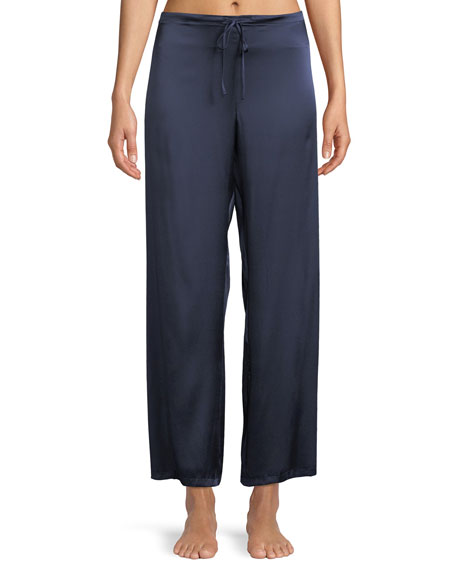 Lise Charmel Foret Lumiere Silk Lounge Pants