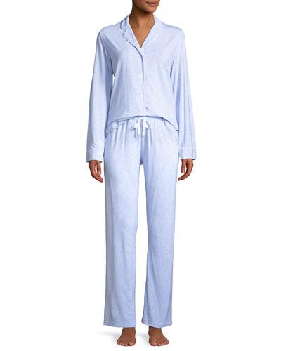 Ethan Jersey Classic Pajama Set