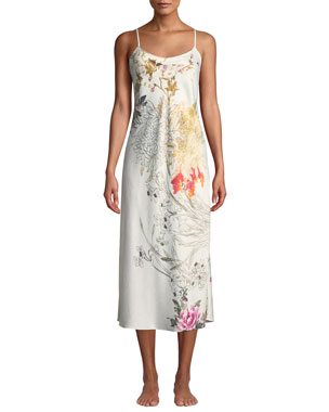 Women s Designer Nightgowns at Neiman Marcus f5a6f09ea