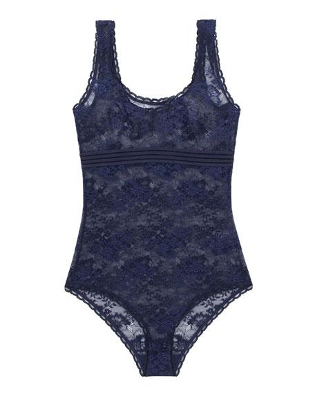 Sheer Lace Bodysuit