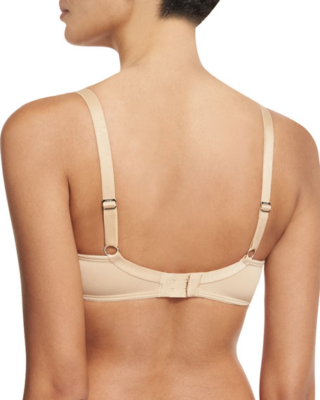 Touch Feeling Non-Padded Underwire Bra