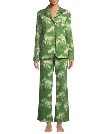 La Costa Del Algodon Berenice Two-Piece Classic Pajama