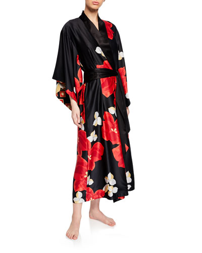 Ginza Obi Reversible Long Robe
