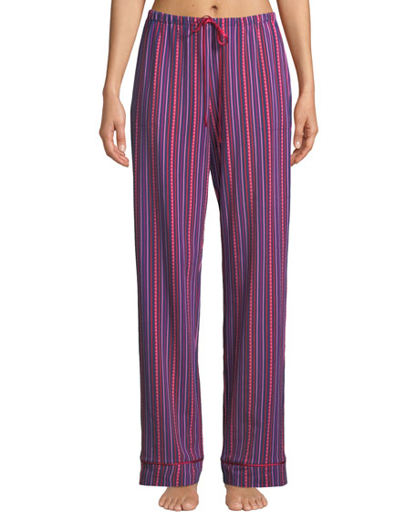 Bedhead PARTY STRIPE CLASSIC PAJAMA PANTS