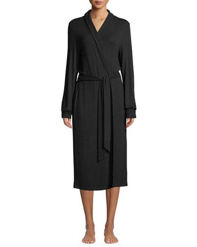 Alessandra Long Jersey Robe