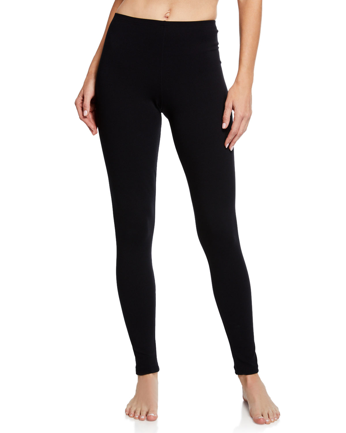 a6933db35c1 Wolford Baily High-Rise Jersey Leggings