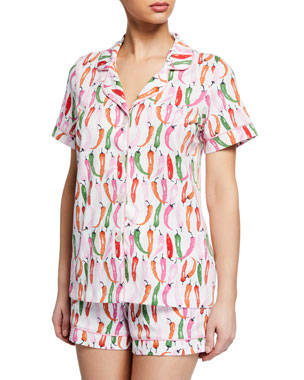 Women s Sleepwear   Pajama Sets at Neiman Marcus 059062dbc