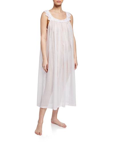 Azisa Sleeveless Nightgown