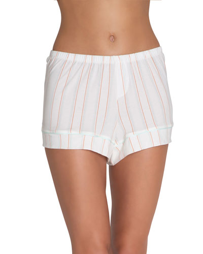 Summer Stripes Lounge Shorts