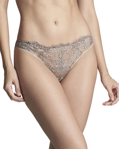 Hollywood Dream Tulle Thong